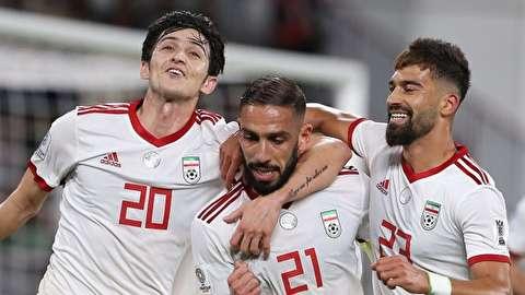 خلاصه بازی فوتبال ایران - عمان
