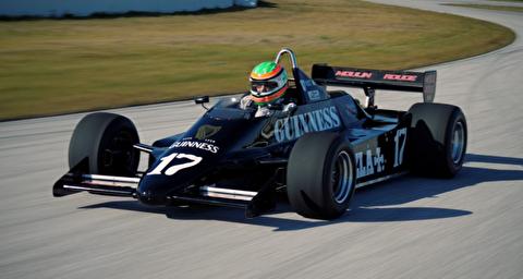 خودرو مسابقهای مارچ 811 مدل 1981