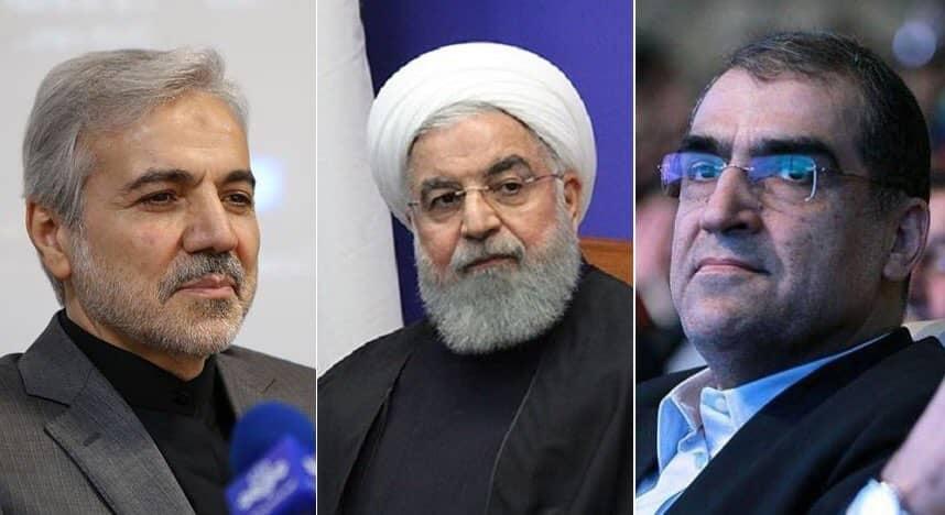 دلیل اصلی استعفای «قاضیزاده» چه بود؟/ دعوای روحانی اینبار با وزیر سابق بهداشت