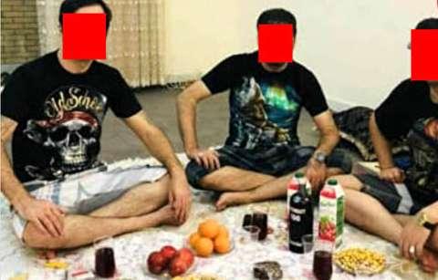 حمله پلیس به ویلای عاملان فرار زندانی