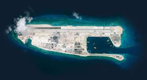 چرا چین در دریای چین جنوبی جزایر میسازد؟