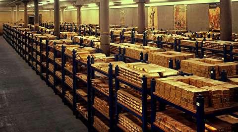 داخل انبارهای طلا چه خبر است؟