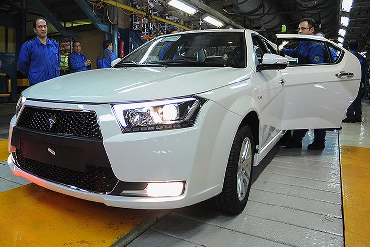 پیش فروش خودرو ایران خودرو