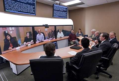 اصول پایه برگزاری جلسات مجازی