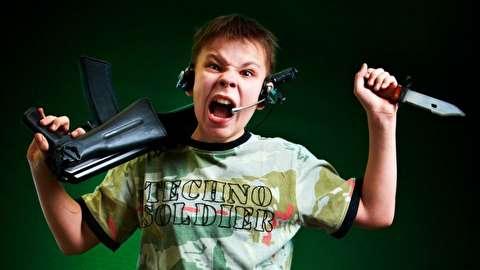 بازیهای رایانهای خشن عامل پرخاشگری است؟