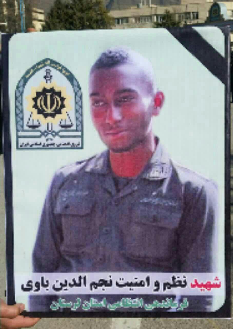 شهادت سرباز ناجا در پی تیراندازی افراد ناشناس