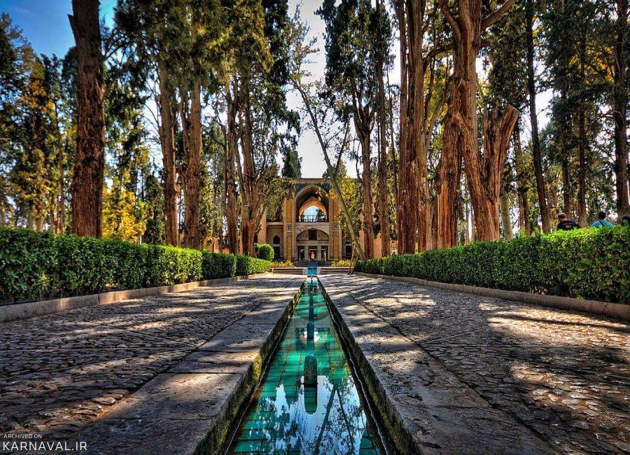 زیباترین باغهای ایرانی کدامند؟