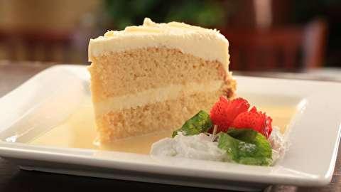 دستور پخت کیک ترز لچز