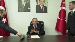 خواستگاری تلفنی اردوغان