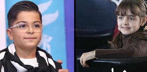 دو کودک پدیده نامزدهای جشنواره فجر شدند!