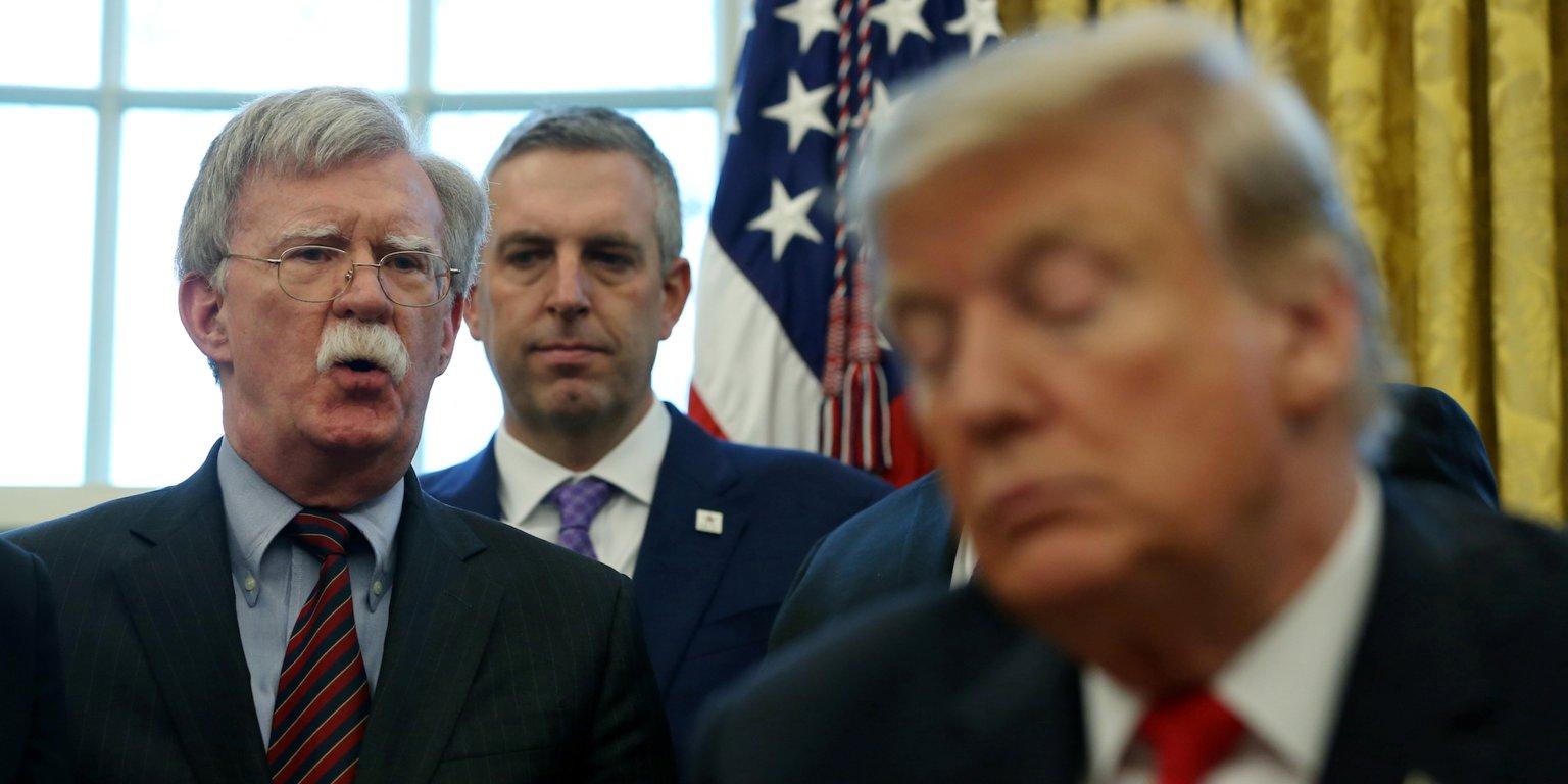 دو دروغ بزرگ در توییت های ترامپ و بولتون در مورد ایران