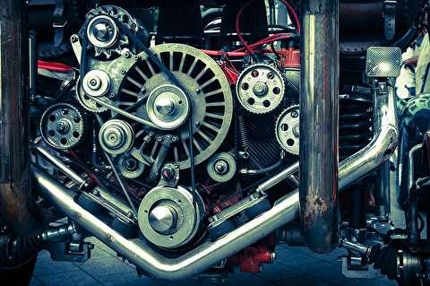 موتور 4 زمانه و 4 سیلندر چگونه کار میکند؟