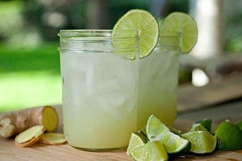 طرز تهیه نوشابه لیمو ترش خانگی