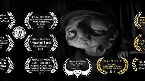 انیمیشن کوتاه عجیب الخلقه کوچولو