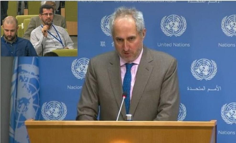 سازمان ملل حمله تروریستی زاهدان را محکوم کرد