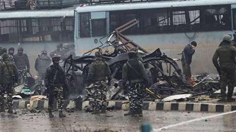 لحظات وقوع حمله تروریستی پرتلفات در هند