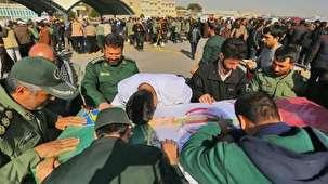 Iran warns Saudi Arabia and UAE, criticizes Pakistan, over a recent terrorist attack against IRGC forces