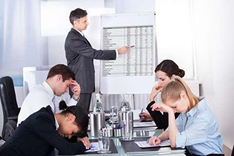 چگونه جلسات کاری را بهینهتر کنیم؟