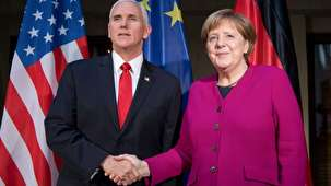 US and Germany clash over Iran deal and Syria