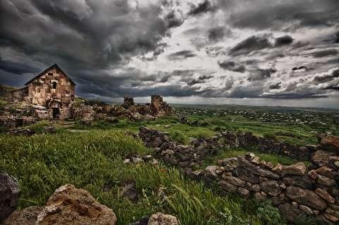 پاییز ارمنستان در قالب 4K
