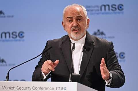سخنان ظریف در کنفرانس امنیتی مونیخ 2019