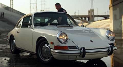 پورشه 912 مدل 1968 برای مسابقه پکن تا پاریس سال 1969