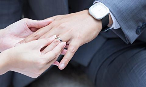 راهنمای انتخاب حلقه ازدواج برای مردان
