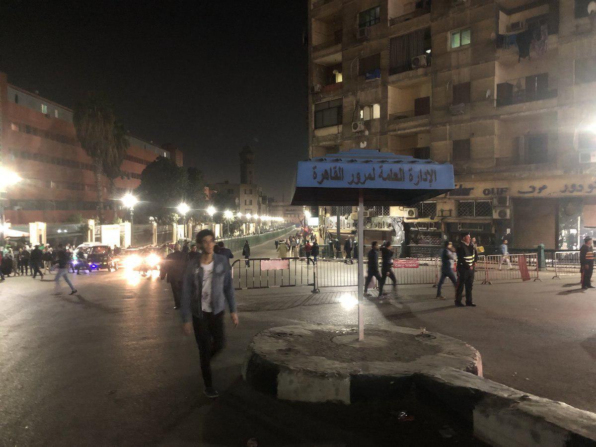 حمله انتحاری در نزدیکی مسجد الازهر