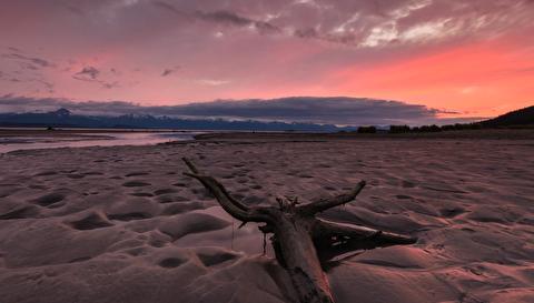 طبیعت زیبای آلاسکا