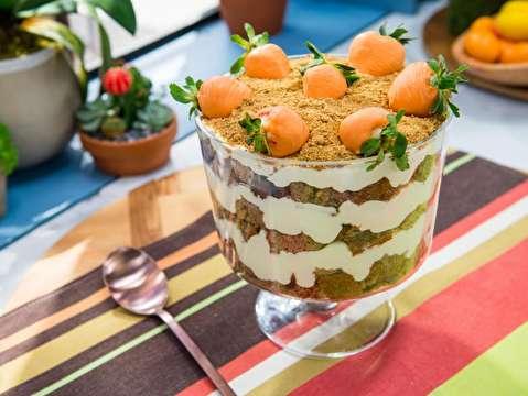 طرز تهیه پارافه کیک هویج