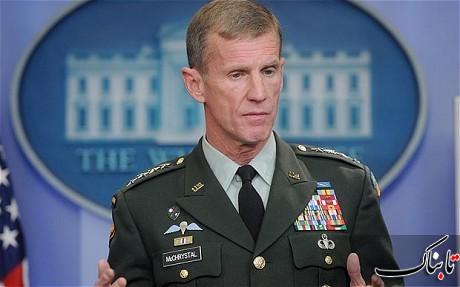 تمجید ژنرال بازنشسته آمریکا از سردار سلیمانی