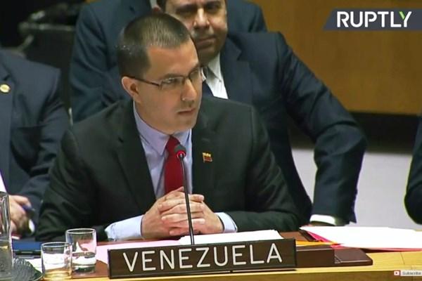 جلسه پر تنش شورای امنیت درباره تحولات ونزوئلا