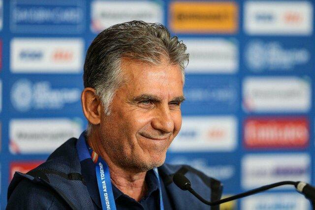 فوری: کارلوس کیروش با تیم ملی ایران خداحافظی کرد