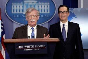 آمریکا شرکت نفت ونزوئلا را تحریم کرد