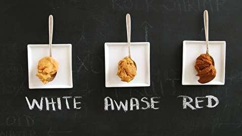 سه نوع مختلف میسو و روش استفاده از آنها