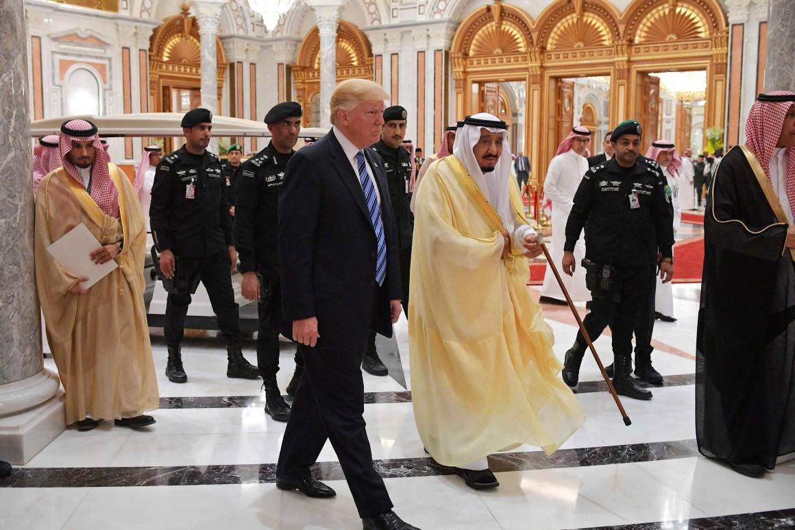 لابی عربستان و امارات چگونه در سنای آمریکا نفوذ میکند؟