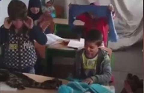 سورپرایز یک معلم برای دانش آموزانش