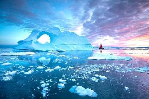 زیباییهای گرینلند در قاب 4K