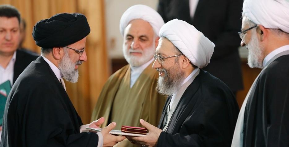 رئیسی ۱۷ اسفند رئیس قوه قضائیه میشود
