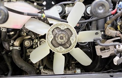 مکانیزیم سیستم خنککننده موتور خودرو