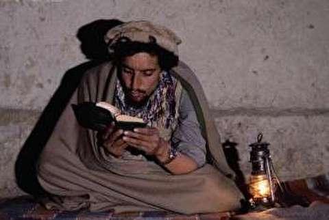 شعرخوانی احمدشاه مسعود
