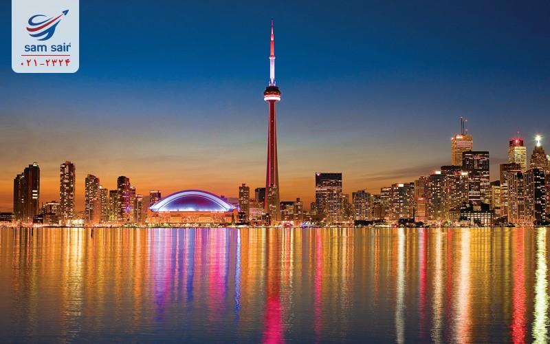 چگونگی اخذ ویزای کانادا با سادهترین مدارک