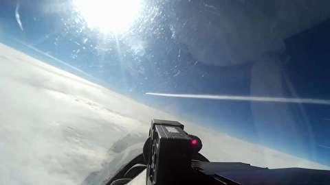 رهگیری هواپیمای «جاسوسی» آمریکا توسط روسیه