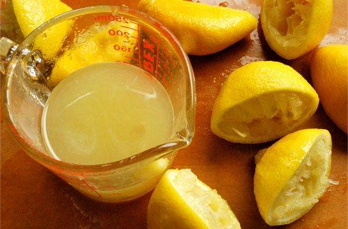 تاثیر لیمو شیرین بر درد معده