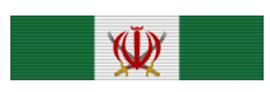 اعطای نشان ذوالفقاز به  سردار سلیمانی