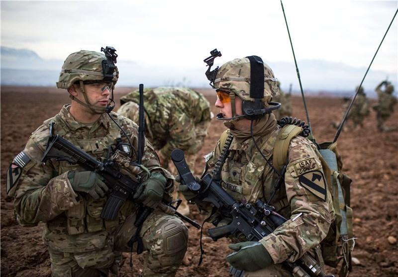 اعزام نیروهای کمکی آمریکا به مرز عراق و سوریه برای مقابله با نیروهای تحت حمایت ایران!