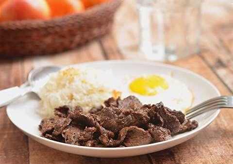 دستور پخت تاپاس گوشت گاو