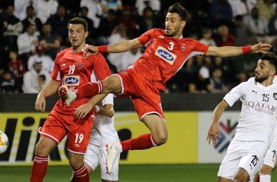 گزارش زنده همزمان؛ السد قطر 1 - پرسپولیس 0 ، باز هم گل آفسایدی آسیا علیه پسران برانکو / استقلال 1 - العین امارات 1 ، تیم شفر قدر سه امتیاز 90هزارنفری را ندانست