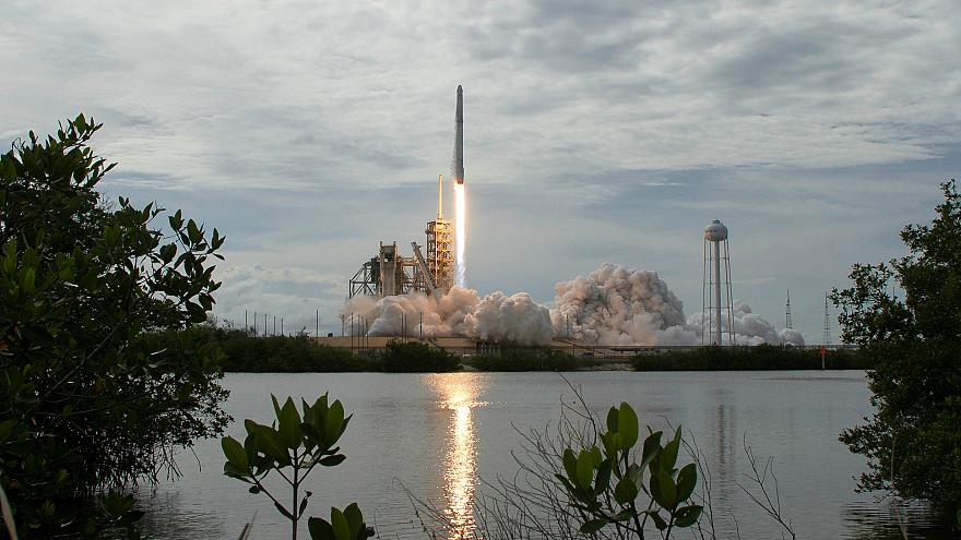 طرح بلندپروازنه اسپیساکس برای اینترنت ماهوارهای