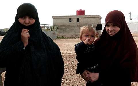 روزگار دو زن بلژیکی عضو داعش